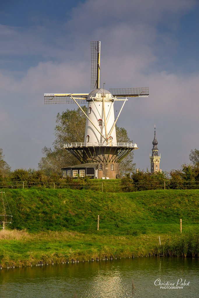 Windmill and Stadhuis